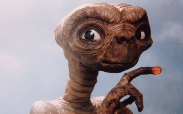 It's important to remember that not all alien species are harmful, and we shouldn't treat them all as such