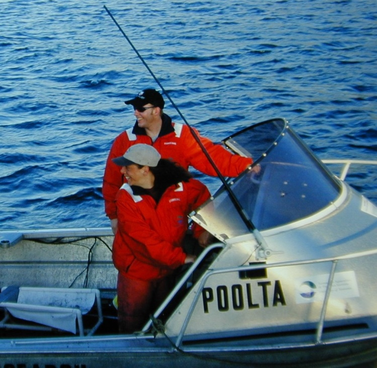Gretta started Redmap after a workshop in which a group of fishermen realised that what they thought were one-off sightings of new species turned out to be a trend they had all witnessed