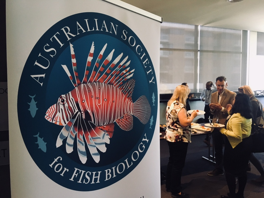 The Australian Society of Fish Biology's 2018 Conference delivered some of the most engaging, intriguing talks I've had the pleasure of witnessing