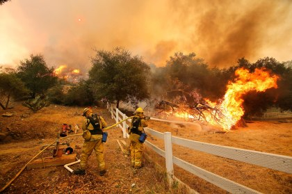 California is ablaze, again. So why is this part of the world so notorious for catching fire?