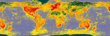 Ecological data is constantly being collected worldwide, but how accessible is it?